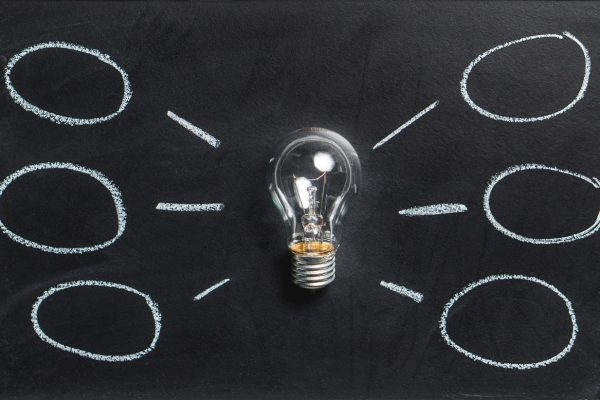 Abstract blackboard image GCAT general cognitive reasoning